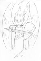 Angel Pencils