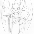 Angel Pencils