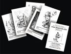 Monster Series 4 Cards Promo Art Mini